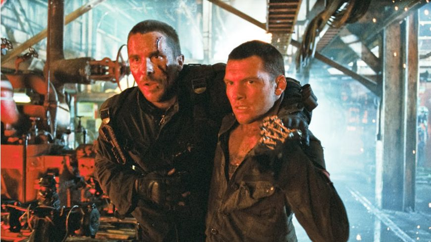 Terminator Die Erloesung