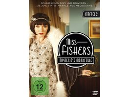Miss Fishers mysterioese Mordfaelle Staffel 2 5 DVDs