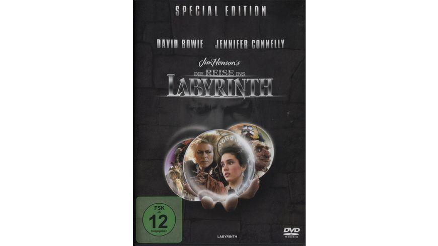 Die Reise ins Labyrinth SE
