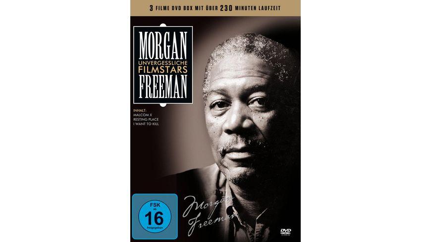 Unvergessliche Filmstars Morgan Freeman