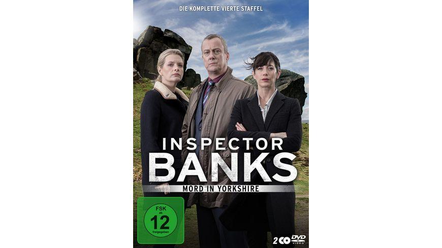 Inspector Banks Staffel 4 2 DVDs