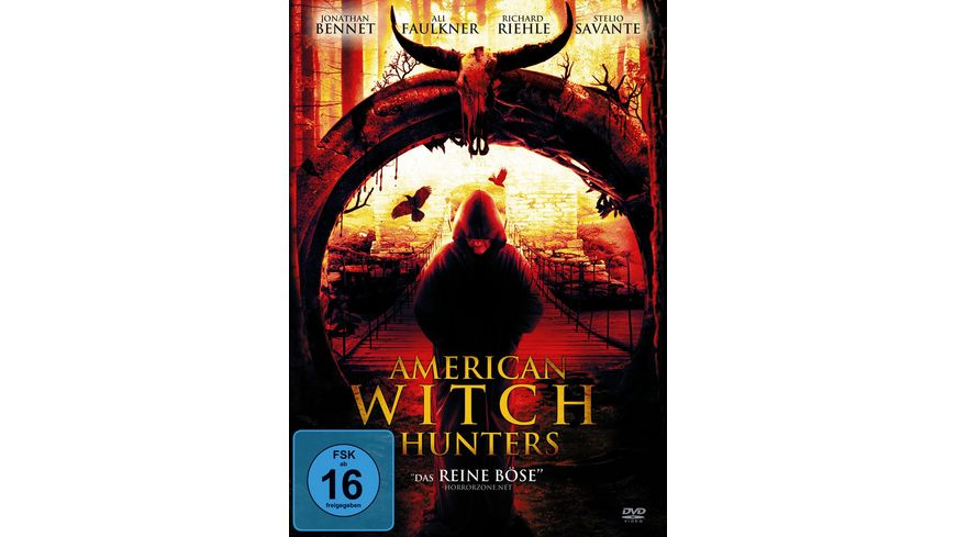 American Witch Hunters Das reine Boese Uncut