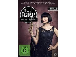 Miss Fishers mysterioese Mordfaelle Staffel 3 3 DVDs