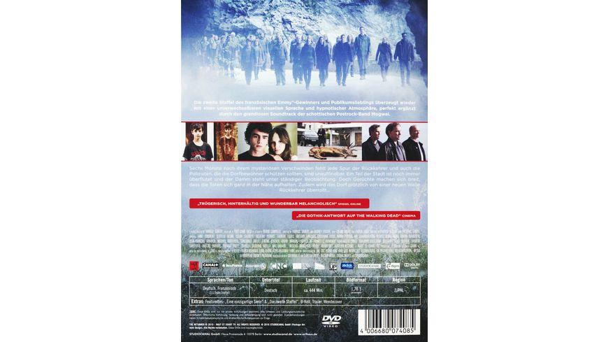 The Returned Staffel 2 3 DVDs