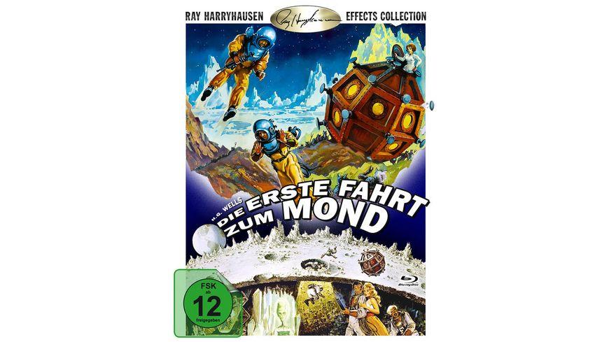 Die erste Fahrt zum Mond First men in the moon