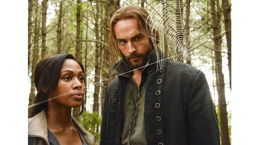 Sleepy Hollow Season 1 4 DVDs