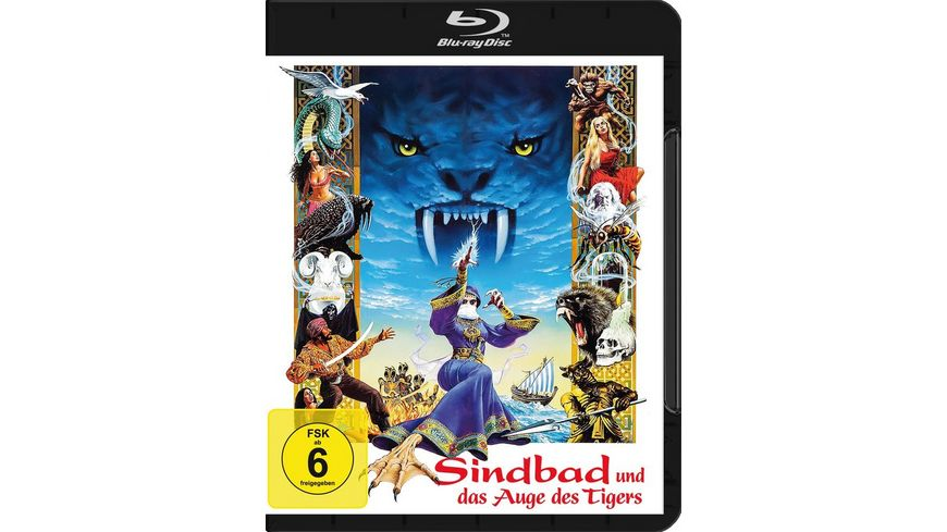 Sindbad und das Auge des Tigers Sinbad and the Eye of the Tiger