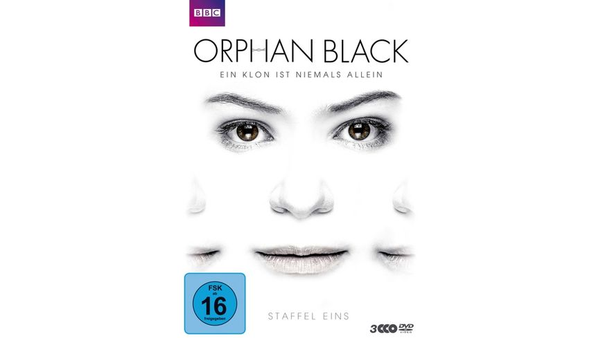 Orphan Black Staffel 1 3 DVDs
