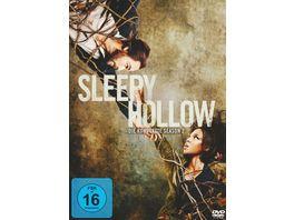 Sleepy Hollow Season 2 5 DVDs