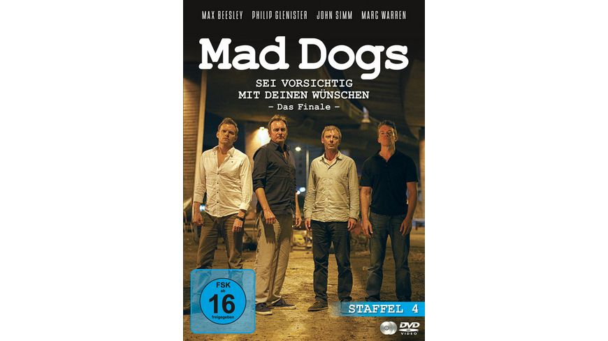 Mad Dogs Staffel 4