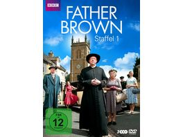 Father Brown Staffel 1 3 DVDs