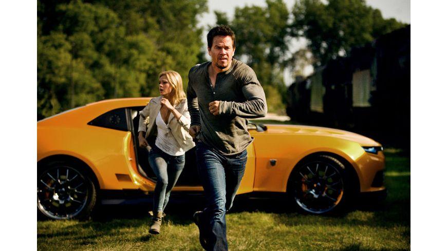 Transformers 4 Aera des Untergangs Blu ray Bonus Blu ray