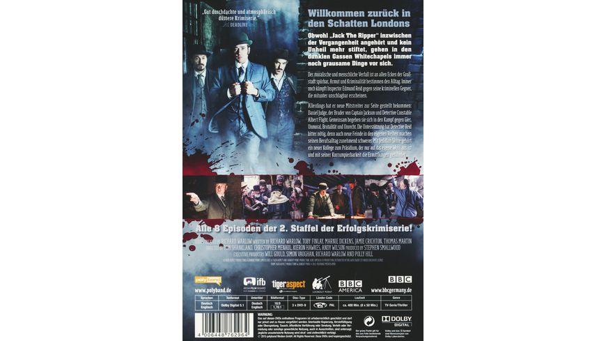 Ripper Street Staffel 2 3 DVDs