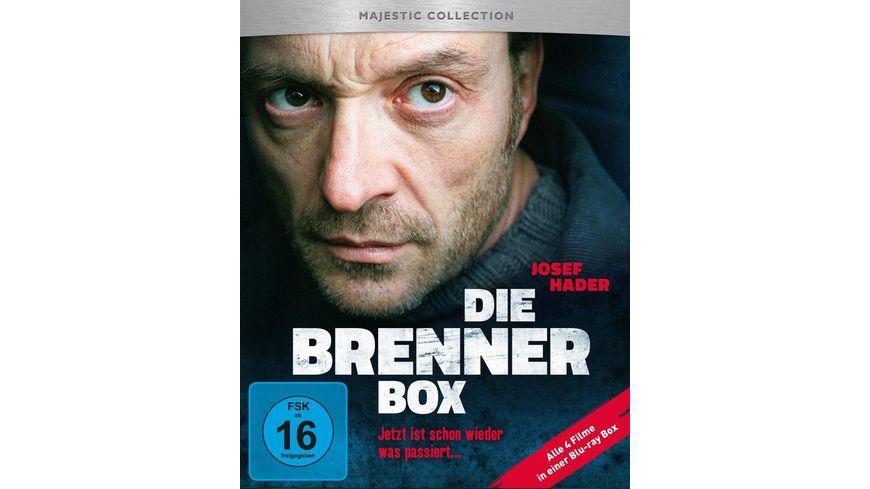 Die Brenner Box 4 BRs
