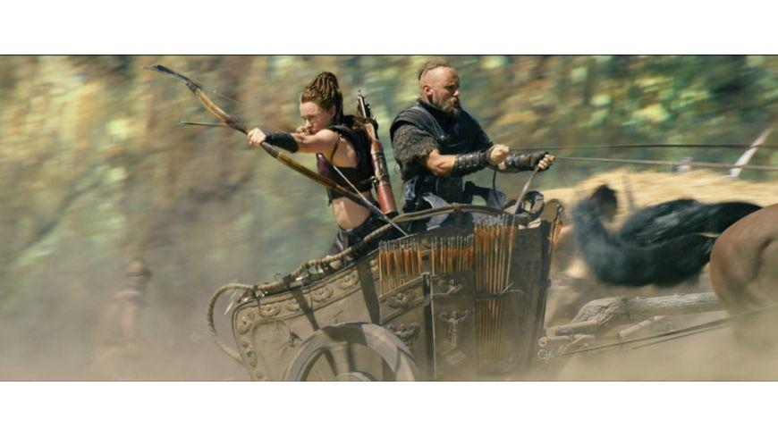 Hercules Blu ray Extended Cut