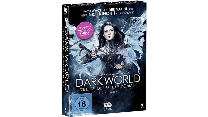 Dark World 1 2 2 DVDs