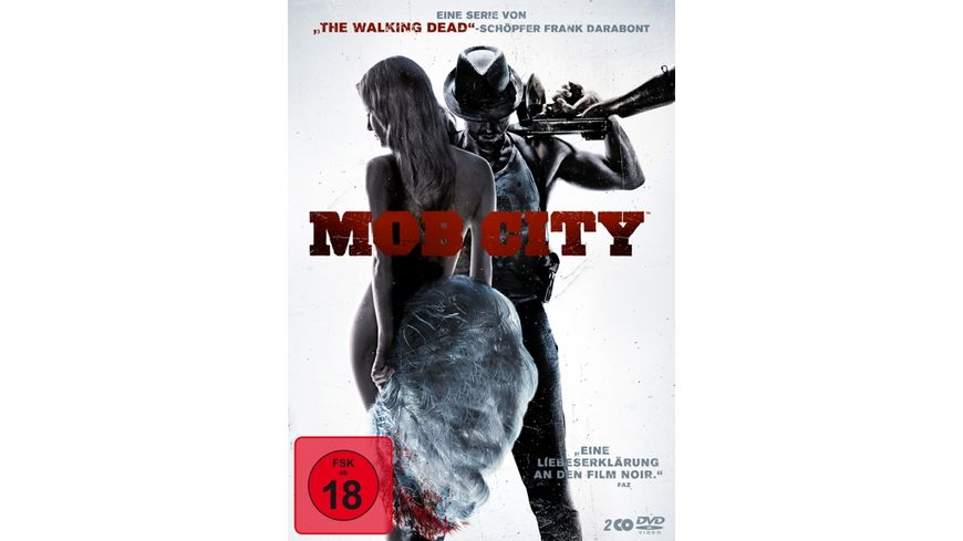 Mob City 2 DVDs