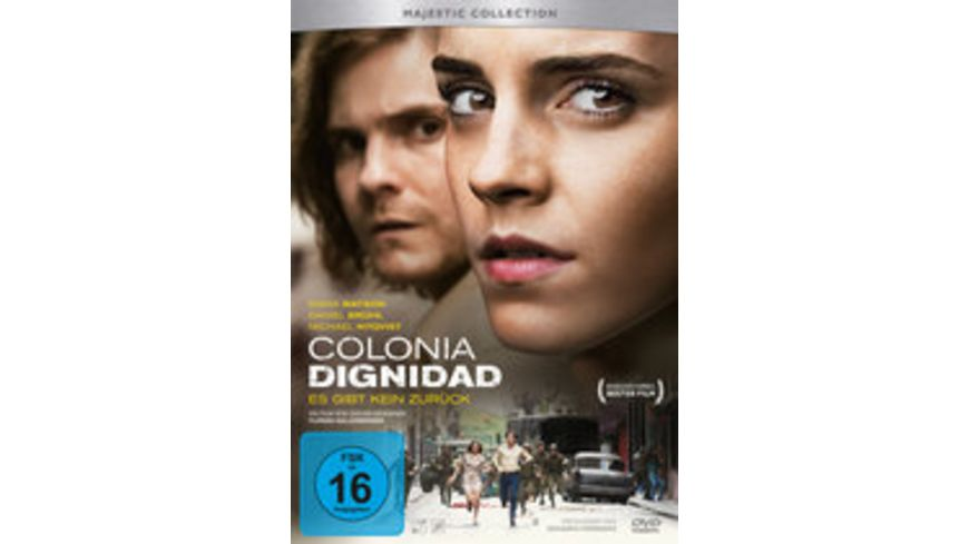 Colonia Dignidad Es gibt kein zurueck Majestic Collection
