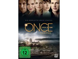 Once upon a time Es war einmal Staffel 1 6 DVDs