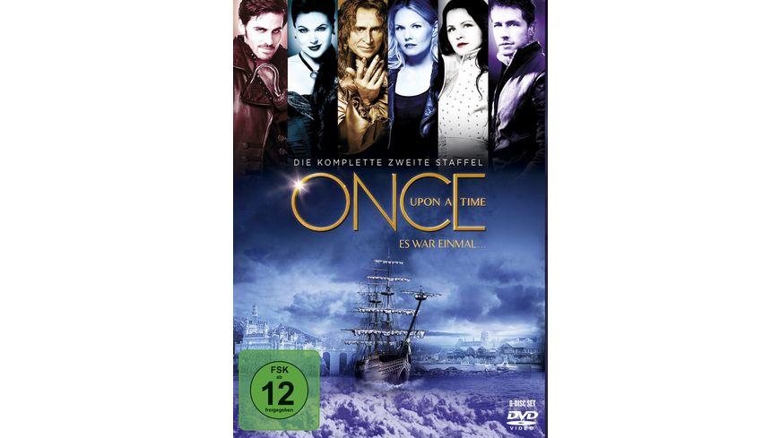 Once upon a time Es war einmal Staffel 2 6 DVDs