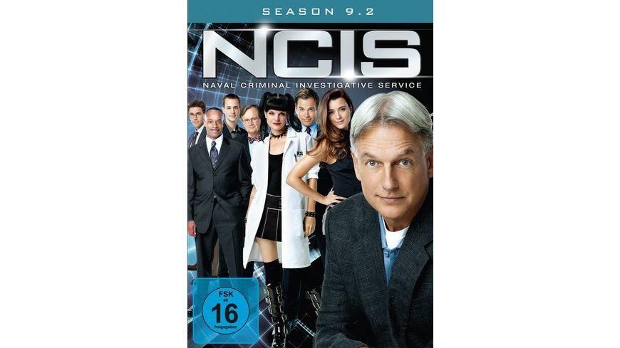 NCIS Naval Criminal Investigate Service Season 9 2 3 DVDs