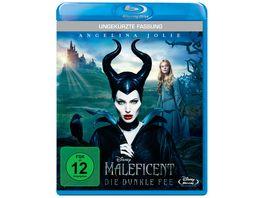 Maleficent Die dunkle Fee Ungekuerzte Fassung