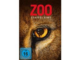 Zoo Staffel 1 4 DVDs