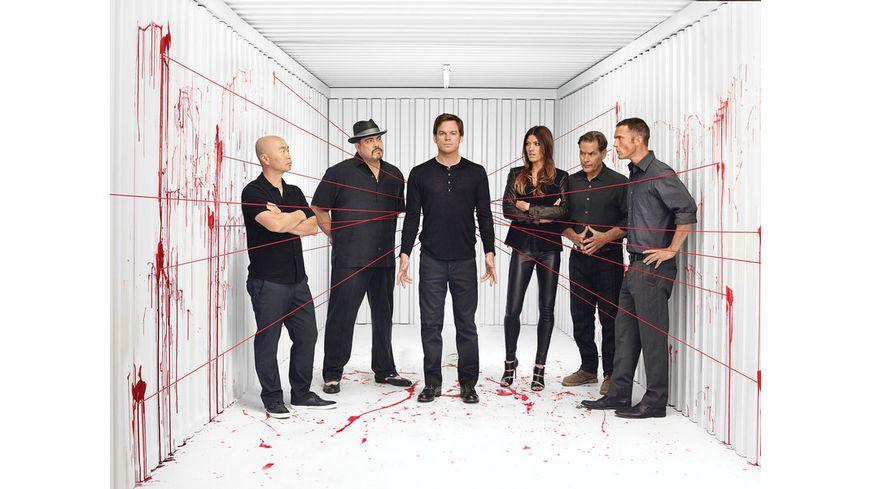Dexter Die achte Season 6 DVDs