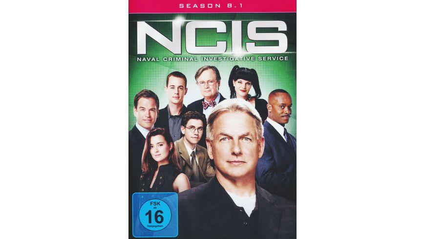 NCIS Naval Criminal Investigate Service Season 8 1 3 DVDs