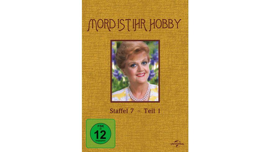 Mord ist ihr Hobby Staffel 7 1 3 DVDs