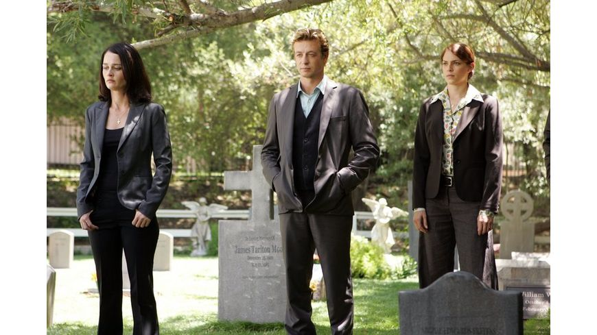The Mentalist Staffel 1 6 DVDs
