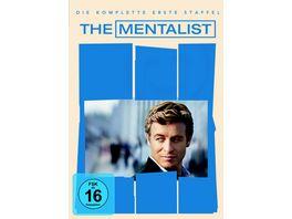 The Mentalist Staffel 1 6 DVDs