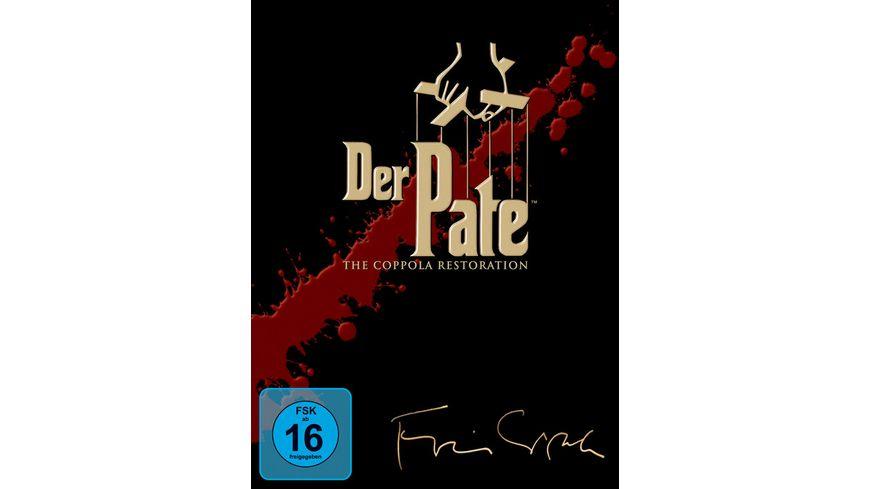 Der Pate 1 3 Box Set 3 DVDs