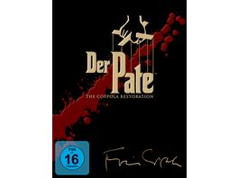 Der Pate 1 3 Box Set 3 DVDs
