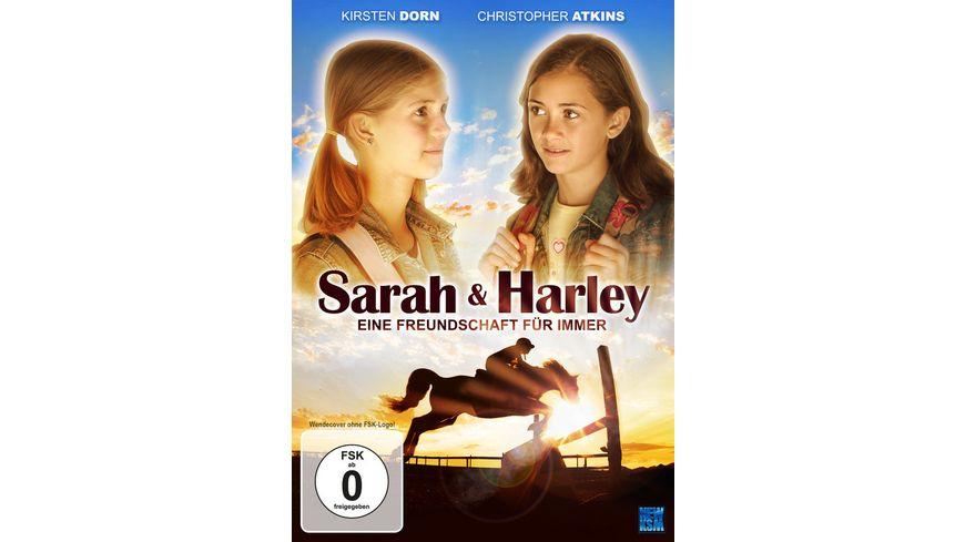 Sarah Harley Eine Freundschaft fuer immer