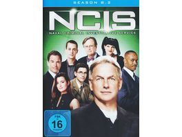 NCIS Naval Criminal Investigate Service Season 8 2 3 DVDs