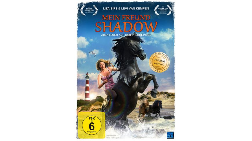 Mein Freund Shadow Abenteuer auf der Pferdeinsel