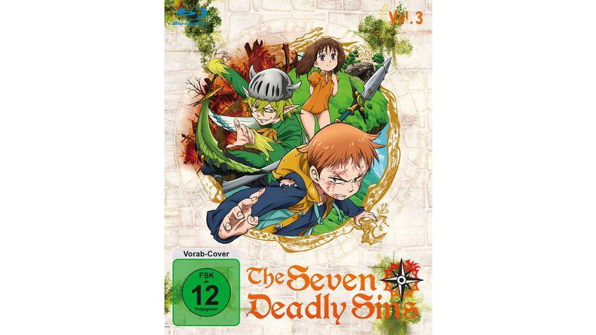 The Seven Deadly Sins Vol 3 Episode 13 18
