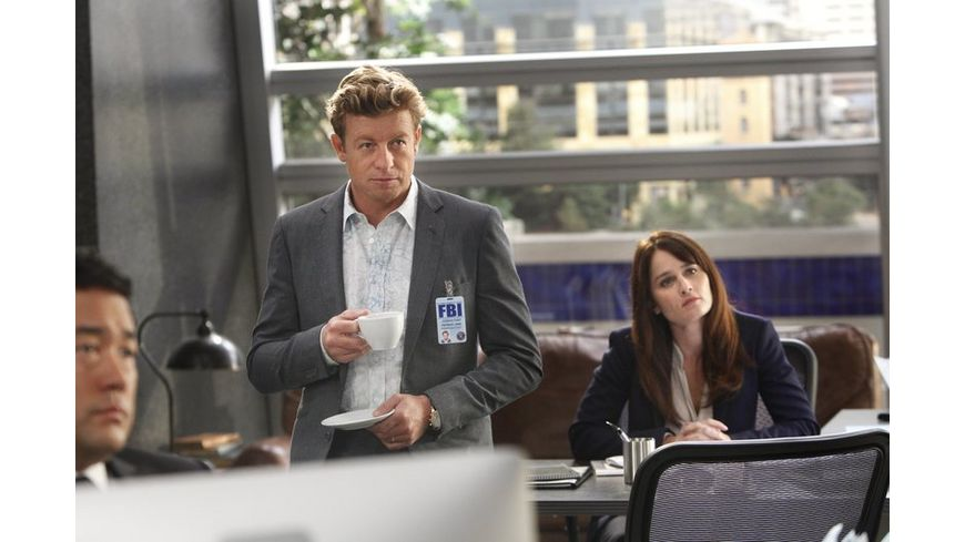 The Mentalist Staffel 7 3 DVDs