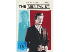 The Mentalist Staffel 7 3 DVDs