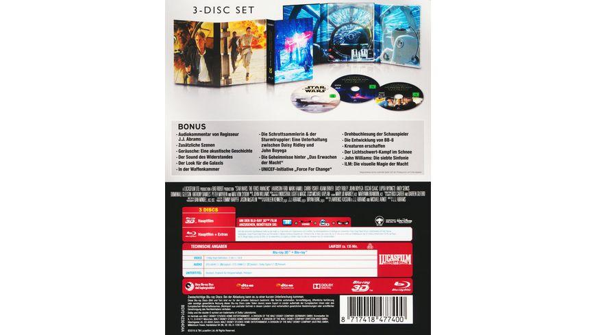 Star Wars Das Erwachen der Macht 2D Blu ray Bonus Blu ray CE