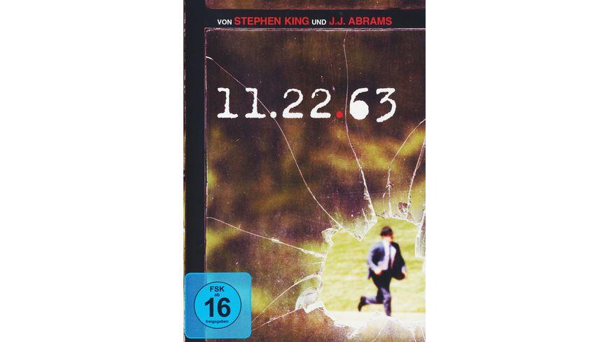 11 22 63 Die komplette Serie 2 DVDs