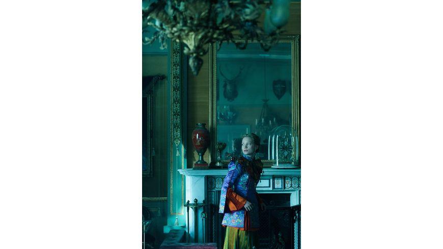Alice im Wunderland 2 Hinter den Spiegeln Steelbook Blu ray