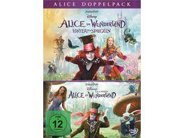 Alice im Wunderland 1 2 2 DVDs