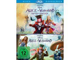 Alice im Wunderland 1 2 2 BRs