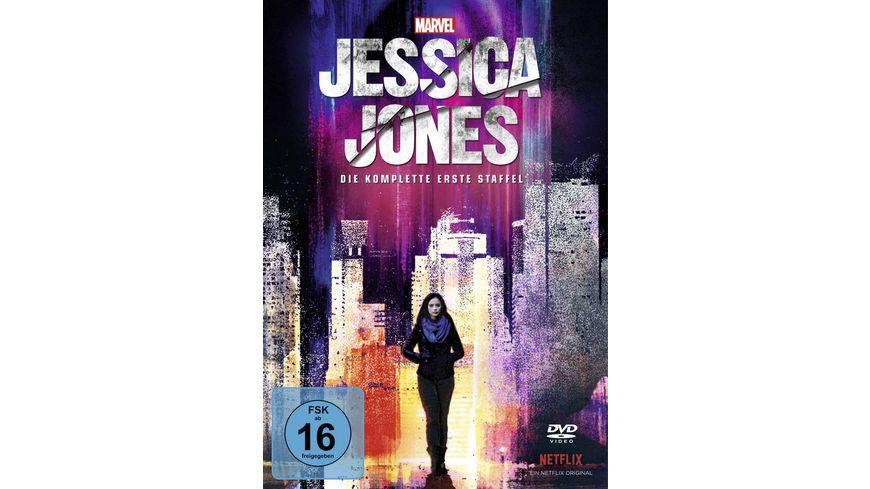 Jessica Jones Die komplette erste Staffel 4 DVDs