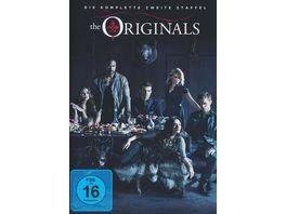 The Originals Die komplette Staffel 2 5 DVDs
