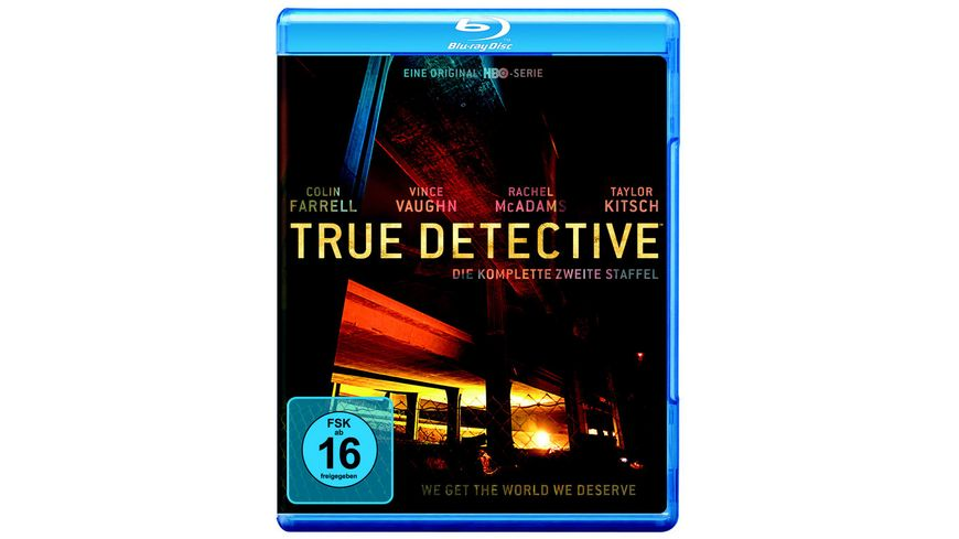 True Detective Staffel 2 3 BRs
