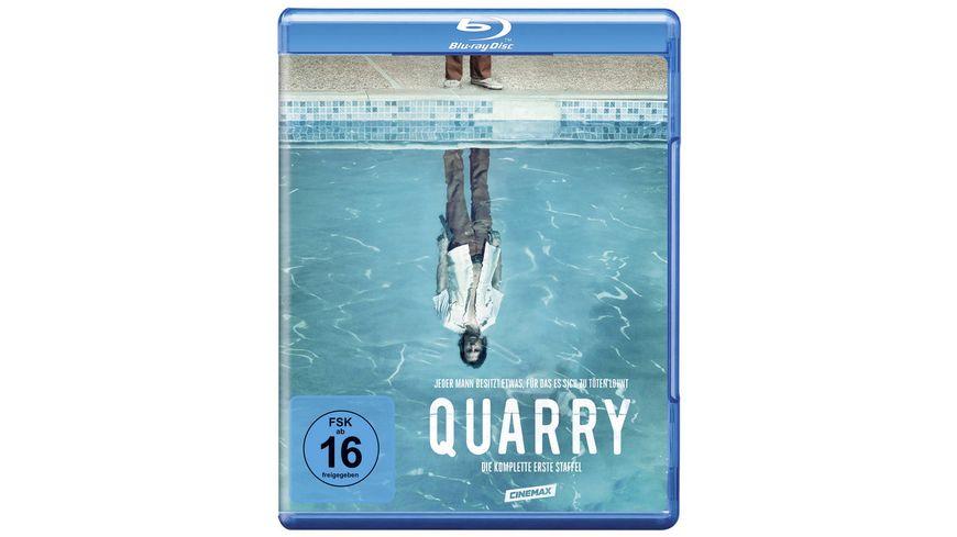Quarry Die komplette 1 Staffel 3 BRs