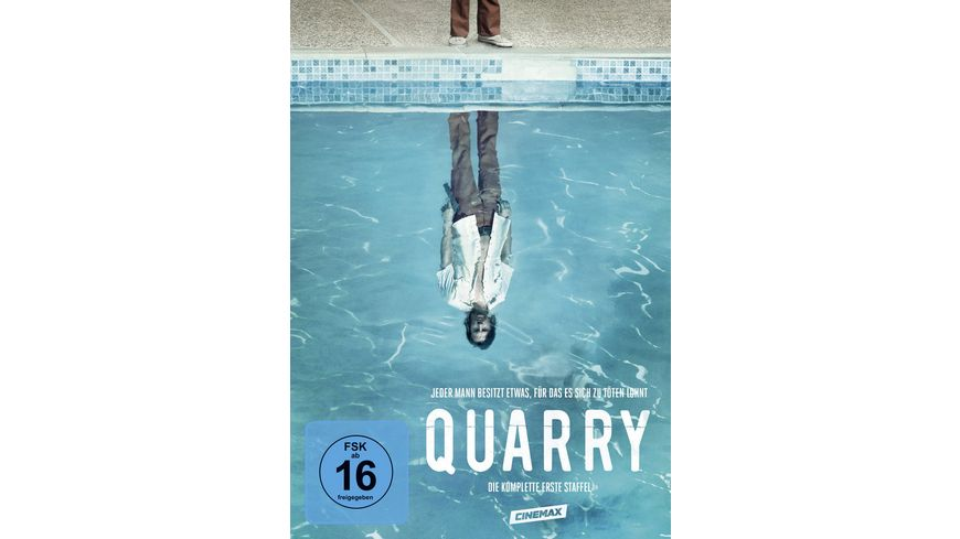 Quarry Die komplette 1 Staffel 3 DVDs